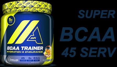 BCAA Trainer
